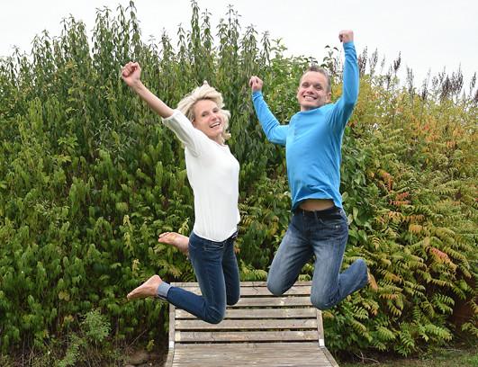 Antje und Ronny Düwel