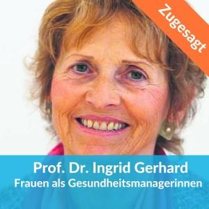 Prof. Dr. Ingrid Gerhard